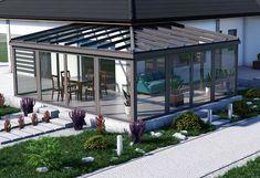 Japanese Tea House, Cold Frame, Covered Decks, Sunrooms, Backyard Patio, Country Life, Irene, Terrace, Gazebo
