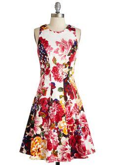 Book Tour Belle Dress $139.99 #modcloth