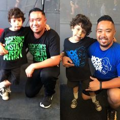#TBT #ThrowbackThursday I'd like to introduce y'all to my man hunnid grand Jackson! This fella right here is one of my heroes! He's been fighting Type 1 Diabetes and for the past 2 years I've been humbled and privileged to provide the soundtrack to Jackson's Crossfit events along with the help of my family at @arrowcrossfit. This Saturday I will be providing the soundtrack again for all the Crossfitters and I would like to invite all my Crossfit folks to come out and support my dude Jackson…