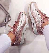 Nike Airmax 1 Rose Gold Limited Edi...