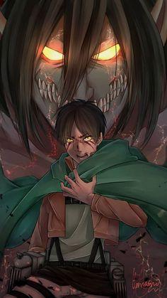 Attack On Titan Season, Attack On Titan Eren, Attack On Titan Fanart, Aot Wallpaper, Anime Wallpaper Phone, Trendy Wallpaper, Wallpaper Desktop, Eren Aot, Eren And Mikasa