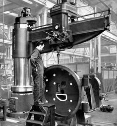 Archdale Machine Tools.... WOW .... what a whopper! When Britain was great.... producing machine tools, manufacturing and selling to the world!