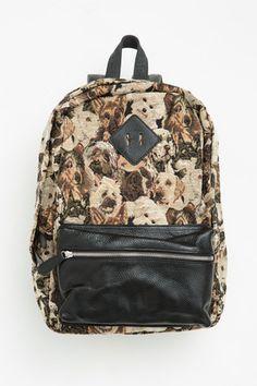 0bdc8ad9ed4 Jeffrey Campbell - McCarthy Puppy Backpack Puppy Backpack, Brat Pack,  Jeffrey Campbell, Baggage