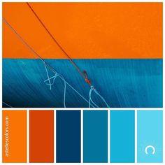 Orange and blue color scheme blue orange color scheme color palette color combination hue orange red . Blue Color Combinations, Orange Color Schemes, Orange Palette, Orange Color Palettes, Color Schemes Colour Palettes, Blue Colour Palette, Turquoise Color Palettes, Paint Combinations, Color Schemes Design