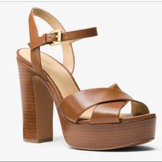 781b77aefa9b 20 Best Michael Kors Platform Sandals images