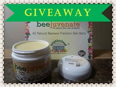 WIN a Beejuvenate Body Balm from @easterchic26 Ends 1/21  #Beejuvenate #giveaway #win