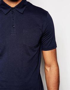 Image 3 - Reiss - Polo en jersey