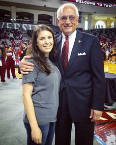 I had the opportunity to meet and interview Chancellor Hawkins last night. Check that off the bucket list. #troyuspirit #troyuniversity