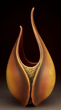 Andy Rogers ceramic seed pods