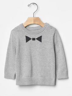 Bowtie sweater