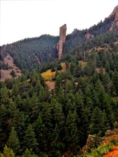 """The multiple hiking trials near Eldorado Springs offer a unique set of trail systems for all those who dare to explore. The trail system, once known as the """"Coney Island of the West,""""..."""