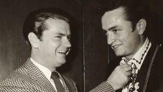 Johnny Cash with Sam Phillips-The Sun Records Years Johnny Cash June Carter, Johnny And June, Rebel, Sam Phillips, Country Music Singers, American Country, Thomas Brodie Sangster, Motown, Bob Dylan