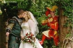 Quieres una boda digna de reyes?? La tuya es la boda medieval! http://www.airedefiesta.com/content/1659/224/4/1/1/BODA-MEDIEVAL.htm