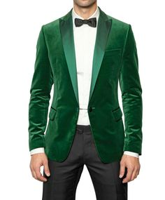 DSquared  Satin Collar Velvet Tuxedo Jacket