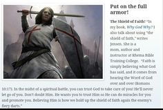 Armor-Shield of Faith