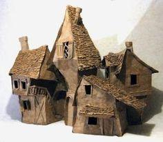 Cardboard Houses by R&M