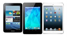 The success of 7 Inch Tablets: A User Perspective