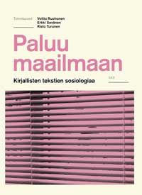 Paluu maailmaan Addiction, Conditioner, Home Appliances, Books, House Appliances, Libros, Book, Appliances, Book Illustrations