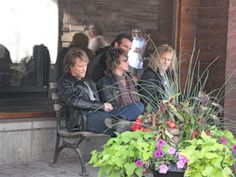 Random Bon Jovi sighting, Toronto.  How cool is that?
