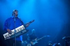 Some of our favorite shots from Outside Lands 2012. The incredible Stevie Wonder, Sunday nights headline/closer and true highlight.