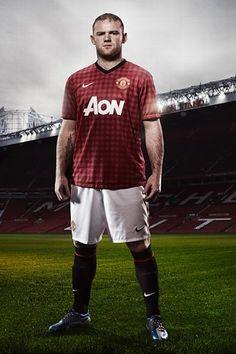 Har inte riktigt fattat men det skulle kunna vara Uniteds nya tröja.