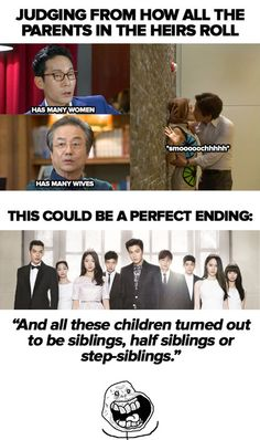 The Heirs ♡ #KDrama #FUNNY