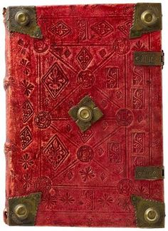 Bookbinding - The Morgan is home to an amazing collection of incunables (books printed before 1501).