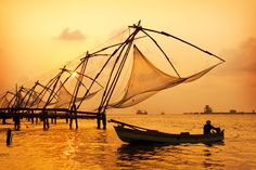 Travel Trolley has a wide range of information about Cochin India whether its about nearby hotels, Flights and Local attractions in India Tourist Places, Tourist Spots, Places To Travel, Kerala Travel, India Travel, India Trip, Best Vacation Spots, Best Vacations, Venice