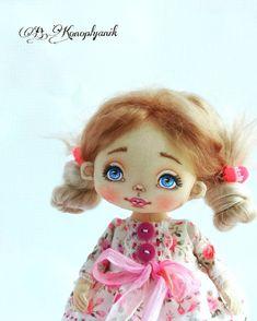 Куколка продана! #текстильнаякукла #интерьернаякукла #кукла #куклаизткани #кукларучнойработы #сладкая #малышка #слюбовью #милашка #рукоделие #ручнаяработа #хобби #коллекционирование #авторскаякукла #красивоефото #креатив #крошка #голубыеглаза #вседлякукол #шьюслюбовью