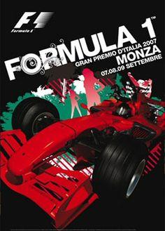 Italian Grand Prix / Monza / 2007