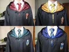kinda cheap harry potter robes! Omg! Sammy! Please Angus and jack can get some too! Omg party
