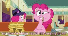 My Little Pony Friendship Is Magic pinkie pie funny meme