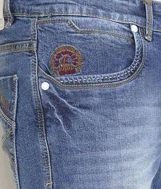 Resultado de imagen para JEANS CANARY LONDON Pant Shirt, Denim Pants, Pocket Detail, Blue Denim, Menswear, Skinny Jeans, Mens Fashion, Straight Trousers, Mens Jeans Outfit