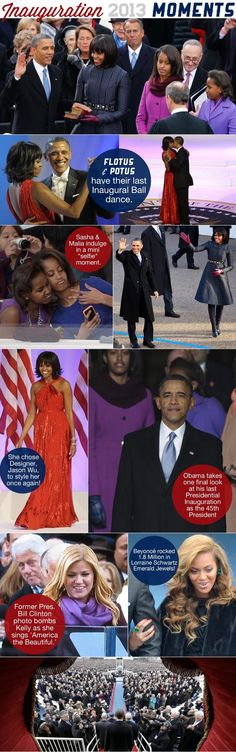 The Trend Boutique Reviews The 2013 Presidential Inauguration