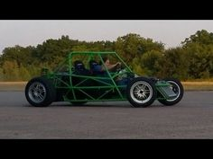Df Goblin Prototype 2 First Drive Youtube Kit Cars Antique