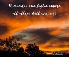 Quote by Lucy Larcom #quotes #quote #aforismi #nature #natura #flowers #citazioni #naturequotes #Lucy #Larcom #LucyLarcom