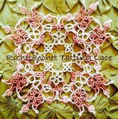 RichetCochet~~Tatting Lace(リシェコシェ・タティングレース)