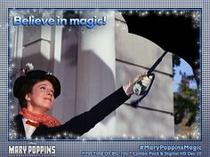 Mary Poppins comes to Blu-ray Combo Pack and Digital HD for the first time ever 12/10!