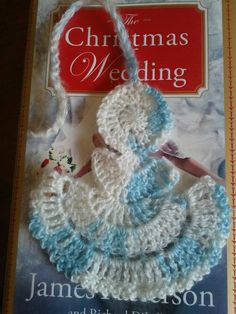 i lOVE THIS ANGEL PATTERN! | Crochet Chiq