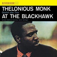 Thelonious Monk Quartet - At The Blackhawk on LP