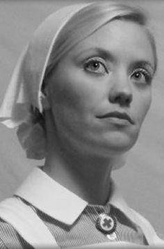 Anneliese Bleichrodt. Nurse. BDM Nordic idealism