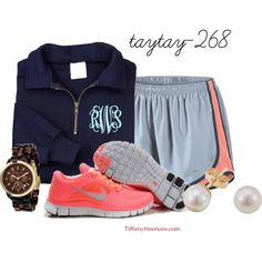 """i just ride"" by taytay-268 on Polyvore cheap site for hot punch nikes $49,all nike shoes for over 62% off"
