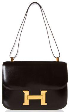 Hermes black Constance bag - my dream bag