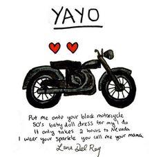 Lana Del Rey #LDR #Yayo