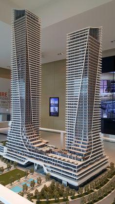 The most modern and trending skyscraper design idea for you! Condominium Architecture, Architecture Unique, Office Building Architecture, Concept Architecture, Futuristic Architecture, Acoustic Architecture, Architecture Colleges, Architecture Journal, Enterprise Architecture