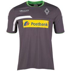 Das neue Kappa Borussia Mönchengladbach Training T-Shirt der Saison 2015- 2016 macht auch a407f3c209da8