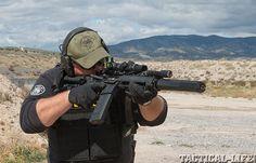 Gun Review: LWRC International's Six8 SBRFind our speedloader now!  http://www.amazon.com/shops/raeind