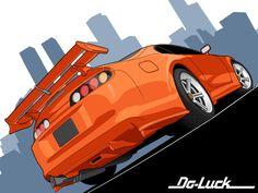Do Luck Supra by donbenni