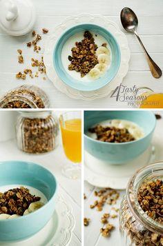 Seeds granola