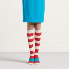 fun knee highs #splendideveryday
